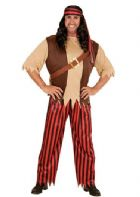 Sea Pirate Costume (00194)